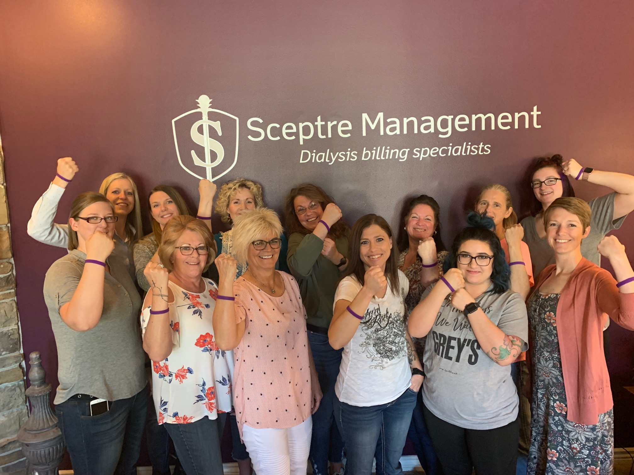 Sceptre Fights for a Friend with Cancer